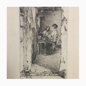 The Rag Gatherers 1853