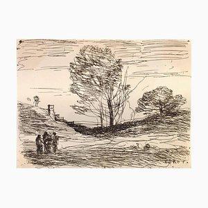 Souvenir d'Eza 1874