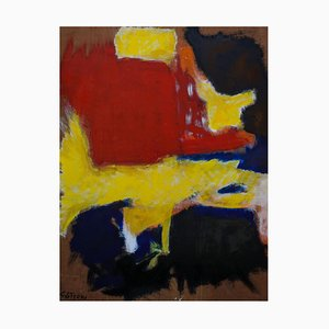 Untitled - Informal Paiting - Oil Painting 2015 2015