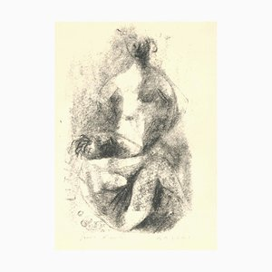 Due Nudi (Two Nudes) - Original Lithograph - 1947 1947
