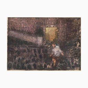 La Camera dei Giochi - Ruggero Savinio - 20th Century - Contemporary