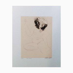 Erma Bifronte - Original Etching by Emilio Greco - 1969 1969