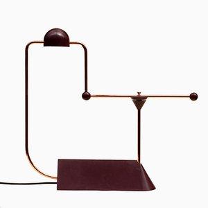 Lampada da tavolo Node di Odd Matter Studio