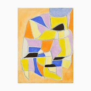 Orange Composition - Oil Painting 2019 by Giorgio Lo Fermo 2019