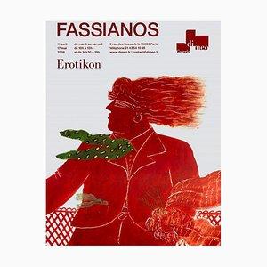 Fassianos, Erotikon - Exhibition Galerie Di Meo - 2008 2008