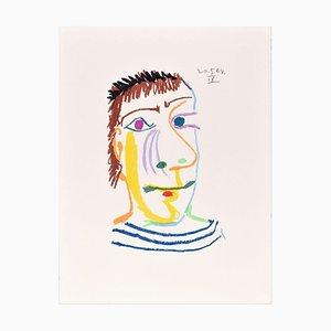Le Goût du Bonheur - 20.5.64 IX - Original Lithograph After P. Picasso 1998