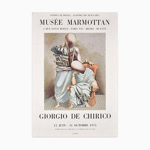 The Consoler - Musée Marmottant - Lithographed Poster - 1975 1975