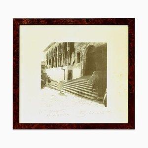 Zitouna Mosque - Tunisiaca - Original Photolithograph by Bettino Craxi - 1994 1994