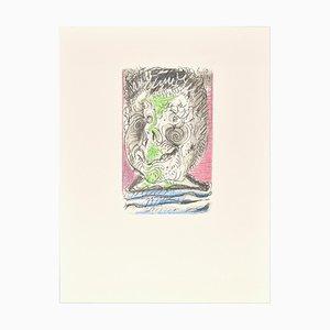 Le goût du Bonheur - 6.10.64 XIII - Original Lithographie Nach P. Picasso 1998