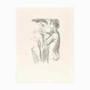 Le goût du Bonheur - 8.10.64 I - Original Lithograph After P. Picasso 1998