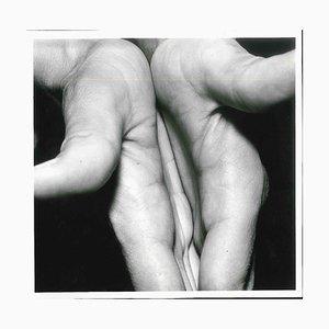 Le Troisième Angle - Original Vintage Photo von Eva Klasson - 1976 1976