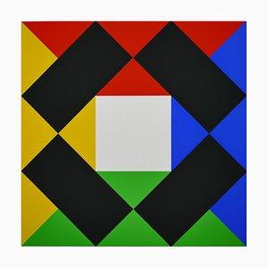 White Square - Original Siebdruck von Max Bill - 1972 1972