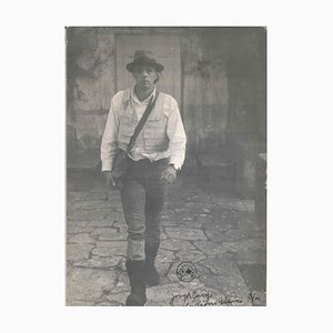 Partitura di Joseph Beuys - 1971 - Joseph Beuys - Vintage Original Catalogue 197