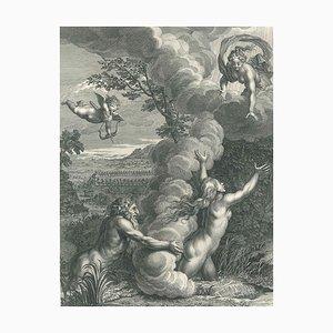 Arethuse - Original Radierung von B. Picart - 1742 1742