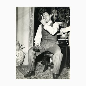One Hundred Years of Alberto Sordi # 10 - Vintage Photograph - 1950's 1950s