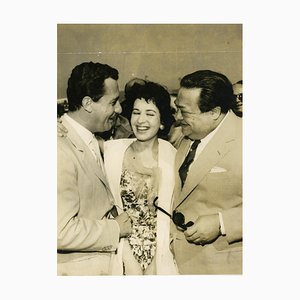 One Hundred Years of Alberto Sordi # 13 - Vintage Photograph - 1950's 1950s