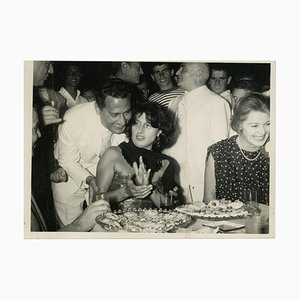 One Hundred Years of Alberto Sordi # 16 - Vintage Photograph - 1950's 1950s
