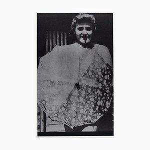 Amano il Bello - Original Screen Print by Fabio Mauri 1976