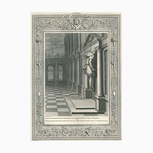 Iphis - Radierung von B. Picart - 1742 1742