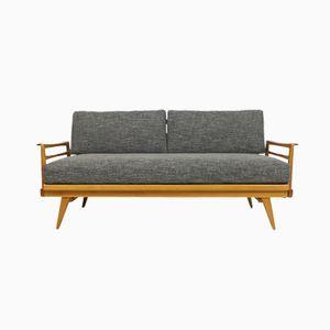 Mid Century Modern Extendable Sofa from Knoll Antimott