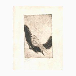Mein Weg mit dem Weib #6 - Original Etching by W.R. Rehn 1919