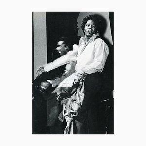 Ritratto di James Brown - Foto vintage - anni '60
