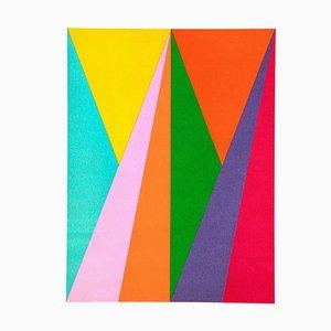 Lithographie Geometry - Original par Max Bill - 1975 1975