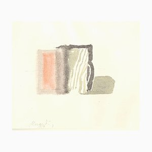 The Jugs - Vintage Offset Druck nach Giorgio Morandi - 1973 1973