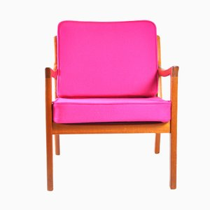 Vintage Teak Senator Easy Chair by Ole Wanscher for Cado