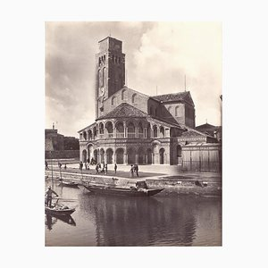 Collection of 4 Vintage Photos from Murano by Studio Bohm - 1930s 1930s