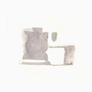 Pitcher - Vintage Offset Print after Giorgio Morandi - 1973 1973