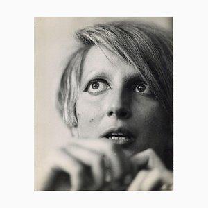 Ritratto di Mina - Fotografia vintage originale - anni '60