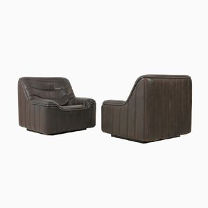 DS84 Lounge Chairs from De Sede, Set of 2