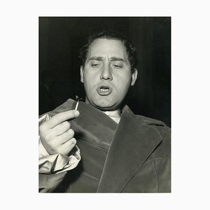One Hundred Years of Alberto Sordi - Vintage Photo by P. Praturlon - 1950s 1950's