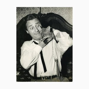 One Hundred Years of Alberto Sordi - Vintage Photo by P. Praturlon - 1950's 1950's