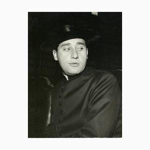 Hundert Jahre Alberto Sordi - Vintage Foto von P. Praturlon - 1950er 1950er