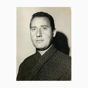 One Hundred Years of Alberto Sordi - Vintage Photo by P. Praturlon - 1950s 1950s