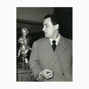 Cent Ans d'Alberto Sordi - Photo Vintage par P. Praturlon - 1950s 1950s