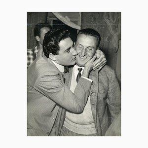 Centinaio di Alberto Sordi - Foto vintage di P. Praturlon - anni '50