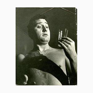 One Hundred Years of Alberto Sordi - Vintage Photo by P. Praturlon - 1950's 1950s