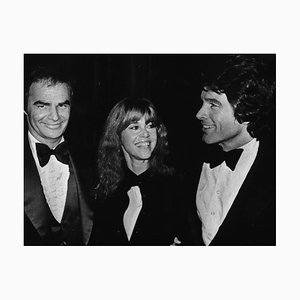 Burt Reynolds, Warren Beatty, Jane Fonda 1978