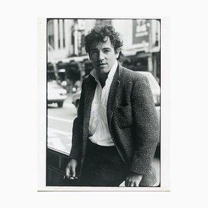 Porträt von Bruce Springsteen von Neal Preston - Vintage S / W Photo - 1985 1985