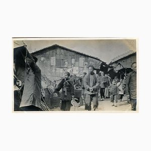 Vintage View of a street in Wuchon (China) - 1925 1925