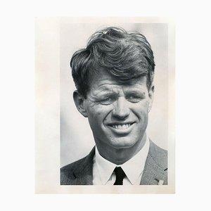 Portrait of Robert Kennedy - Original Photo by Henry Grossman - 1968 1968