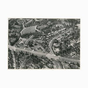 Beverly Hills Hotel - Original Vintage Air Photo 1939 1939