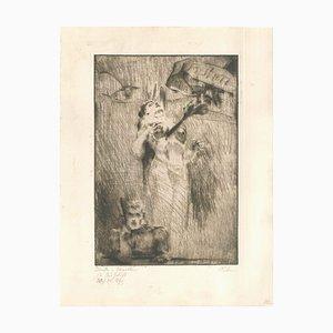 Mein Weg mit dem Weib, plate 7 1919