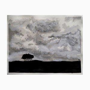 Clouds - Original Acryl von AM Caboni - 2014 2019