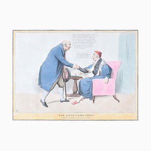 For Auld Lang Syne - Lithograph by J. Doyle - 1831 1831