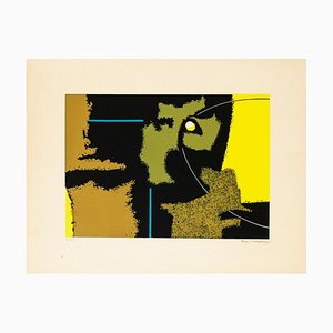 Untitled - Original Lithograph by Enrico Prampolini - 1954 ca. 1954 ca.