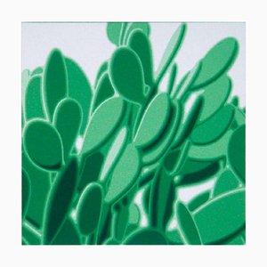 Green Shovels - Original Oil on Canvas by Giuseppe Restano - 2009 2009